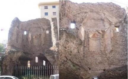 Roma e la sedia del diavolo non aprite questo blog - La porta del diavolo ...